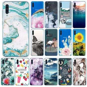 For Samsung Galaxy A50 A30s A50s Soft TPU Cover For SamsungGalaxy A 50 A 30s A 50s 6.4 Phone Cases Cute Silicone Fundas Coque image