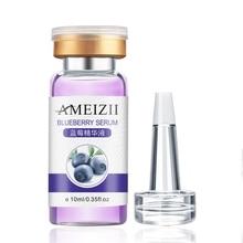 AMEIZII Blueberry Hyaluronic Acid Serum Essence Cherry Repair Collagen Whitening Moisturizer Anti Wrinkle Skin Care Sunscreen