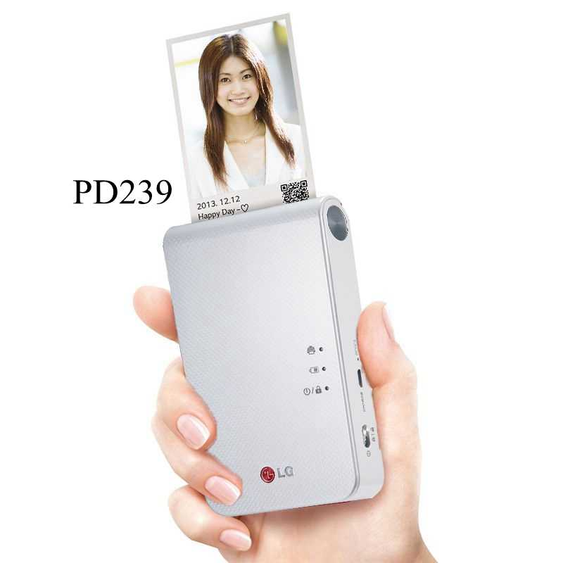 wireless Smartphone printer PD239 PD251 PD238 Pocket Bluetooth Printer Pocket Portable Color Photo Printer