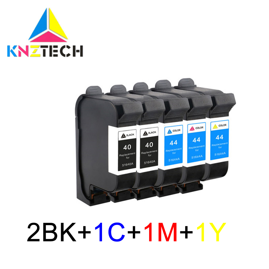 5x compatible For hp40 compatible for hp44 51640 51644 for <font><b>40</b></font> 44 Designjet 488CA 650c 1200C 230 250c 330 350c 430 Inkjet Printer image