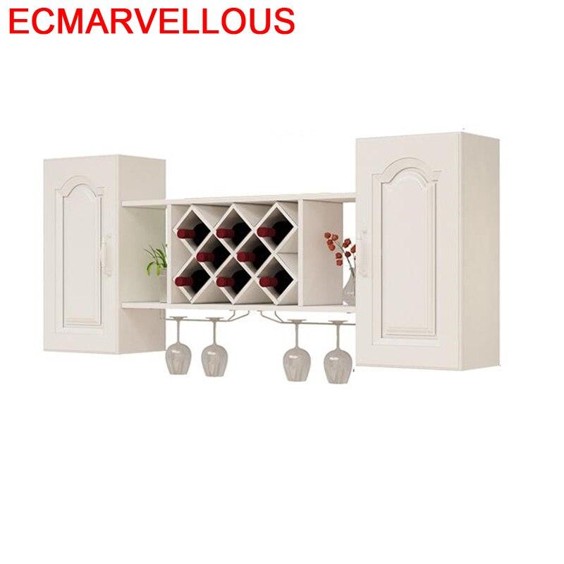 Mobilya'ten Bar ve Şarap Dolapları'de Meuble Armoire masa Adega vinho ekran Cristaleira Meble Meube Mobilya depolama Dolabi Mobilya raf Mueble Bar şarap dolabı title=