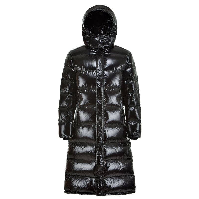Streetwear Men's Down Jacket Fashion Brand 90% Thick Duck Down Jacket Man Clothes Long Warm Down Coat Parka Hiver 2019101