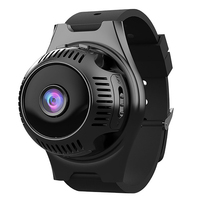 4K HD WiFi Mini Camera Smart Watch 1080P IR Night Vision Video Recorder Mini Camcorder Motion Detection Micro Cam Smart Bracelet