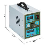 2 in 1 788H Spot Welder Dual Pulse Soldering Machine w/ Battery Charger 220V with FREE SHIPPING TO EU