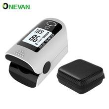 Pulso doméstico oxímetro dedo spo2 pr oxímetro oled pulsioximetro monitor de saturação de oxigênio no sangue oximetro pulsioximetro