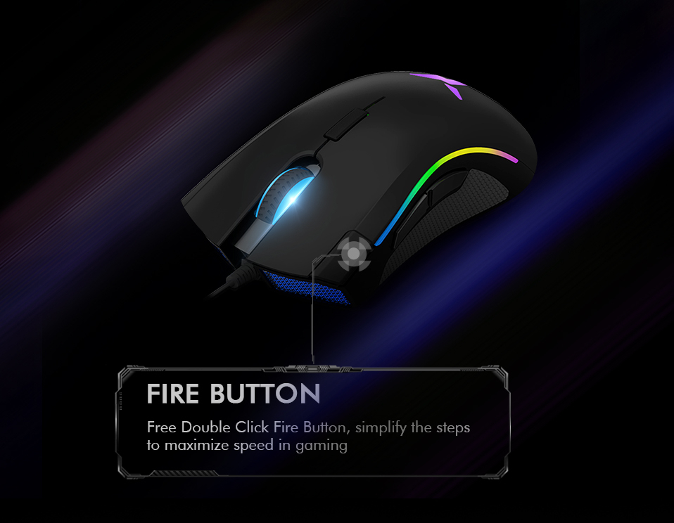 M625 Gamer Mouse game mouse