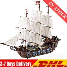 IN Stock 22001 1717Pcs Classic Imperial Flagship Model Building Block Bricks Kit