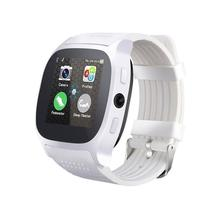 Bluetooth Smart Watch With Camera Music Player Facebook Whatsapp Sync SMS Smartwatch Support SIM TF Card For Android ETC
