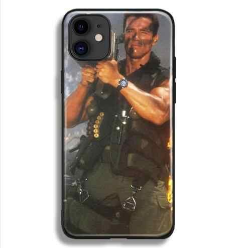 Arnold Schwarzenegger – coque souple en Silicone pour iPhone ...