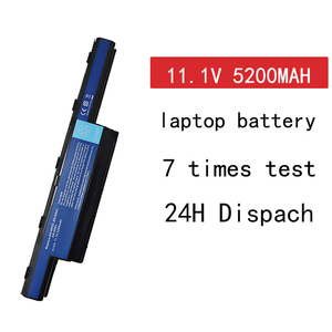 GZSM laptop battery 4741 for ACER AS10d81 AS10d51 batteries AS10d31 battery for laptop Aspire 5552g e1-531 battery(China)