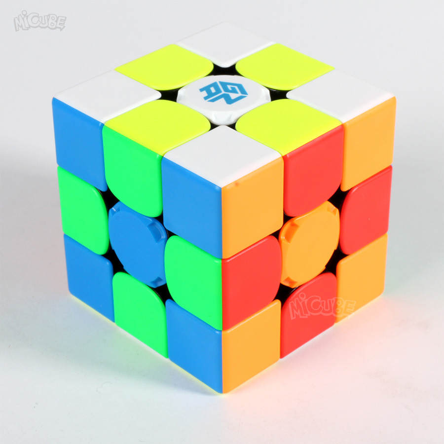 GAN356 I Play Magnetic Magic Speed Cube Station App Online Competition GAN 356 I Play Magnets Puzzle Cubes GAN356i Play 3x3 GANS 3