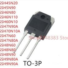 10PCS SSH70N10A TO-3P