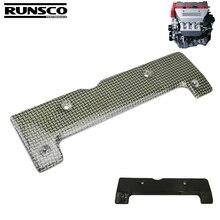Крышка свечи зажигания из углеродного волокна для Honda Civic 06-11 K20& K24 двигатель Acura RSX TSX Тип R DC5