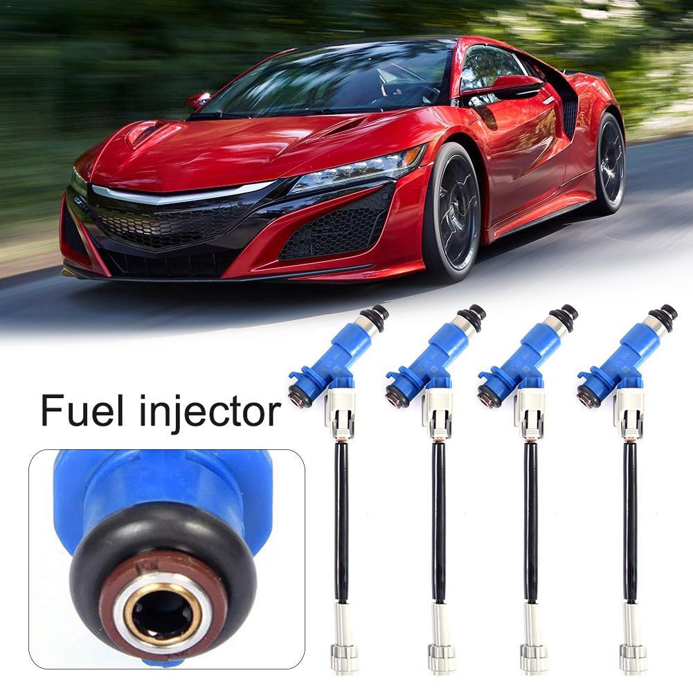 4 pièces Injecteurs Pour Honda Acura 16450-RWC-A01 Injecteurs De Carburant Débit Pompe À Essence Pour Voiture Accessoires
