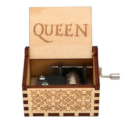 VIP3 деревянный ящик - Цвет: Queen03
