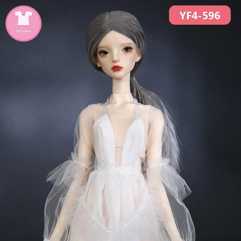 BJD Doll Clothes 1/4 Dress Beautiful Clothes Summary Link For Minifee Fairyline Girl Body Accessories Fairyland YF4-355 YF4-356