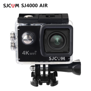 Экшн-камера SJCAM SJ4000 AIR, Full HD, Allwinner, 4K, 30 кадров/с, Wi-Fi, экран 2,0 дюйма
