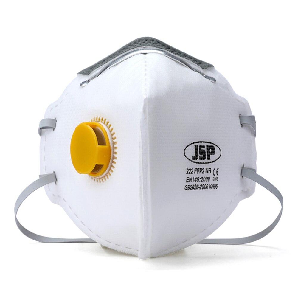 FFP3 FFP2 Masks Protective Antivirus CE Certification Brand A Class Dustproof European Standard Breathable Breather Valve 20pcs