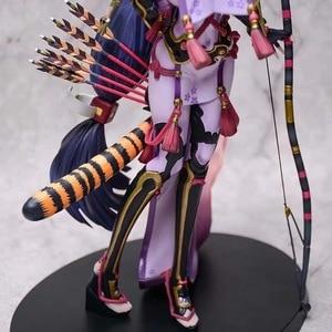 Image 5 - Fate/Grand Orde Berserker Minamoto no Raiko PVC Action Figure Anime Figure Model Toys Sexy Girl Figure Collection Doll Gift
