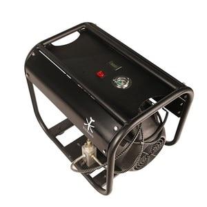 Image 4 - Tuxing 4500Psi Pcp Air Compressor Auto Stop Hoge Druk Dubbele Cilinder Pomp Voor Pneumatische Rifle Gas Tank Vullen 220V 110V