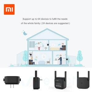 Image 5 - Xiaomi amplificateur de répéteur Mi Wi fi Pro 300 ghz, 2.4 mb/s, extension de la portée du réseau, routeur sans fil, Original
