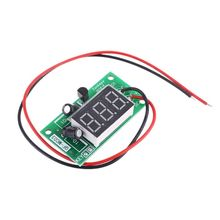 DC 12V Power-ON Counter Module Accumulator 3-Bit Red 0.36in Digital Tube Display Trigger Counter Module Accumulator