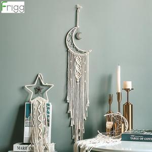 Image 1 - Frigg Star Moon Crafts Eid Lights EID Mubarak Decoration Ramadan Kareem Decor Islamic Muslim Mubarak Decor Eid Al Adha Supplies
