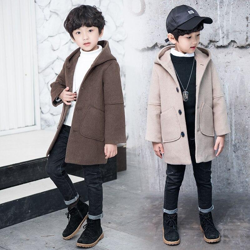 casaco com capuz infantil jaqueta longa de 04