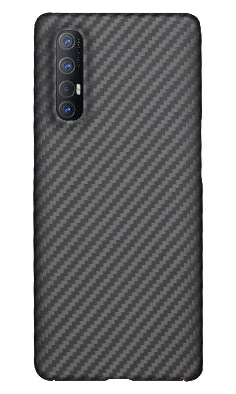 Carbon fiber Case Cover FOR oppo reno 3 pro Ultra-thin Business handmade reno3pro case