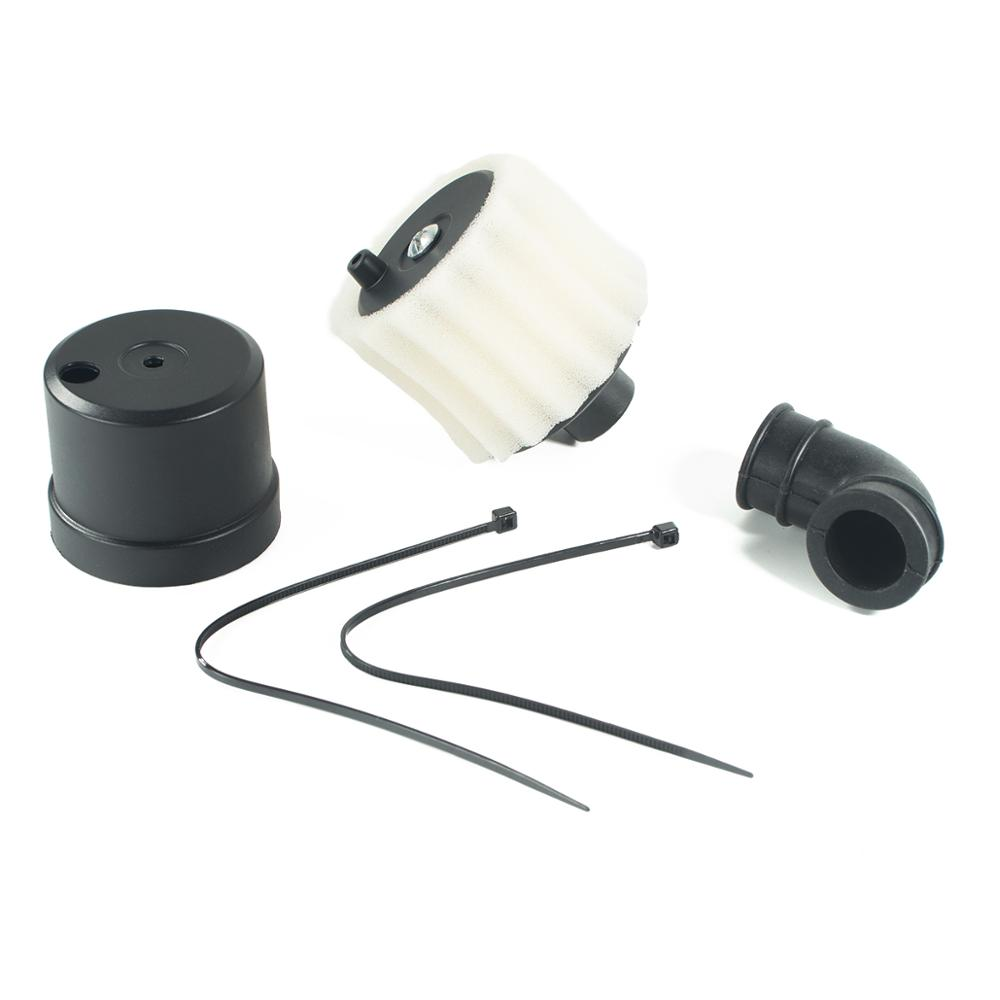 RC engine air filter is suitable for 1/8 oil-powered remote control car 21~28 level engine nitro aircraft