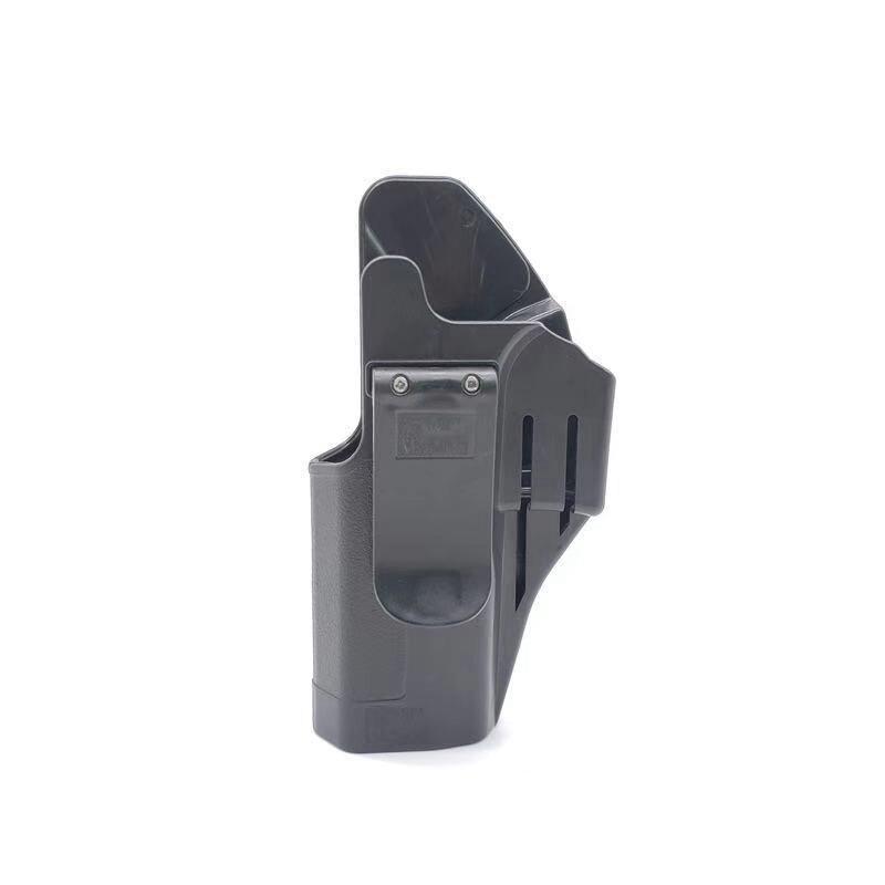 Funda para pistola táctica Glock 17, 19, 22, 23, 31, 32, funda para pistola Airsoft izquierda y derecha, funda para pistola de cintura, accesorios de caza de combate