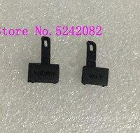 Peças de reparo Para Sony RX100 III DSC-RX100 III RX100M3 RX100 M3 RX100 M2 M3 USB cobrando porta de BORRACHA porta HD tampa de borracha USB