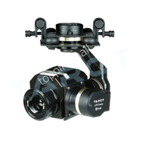 Tarot Metal Efficient FLIR Thermal Imaging Gimbal Camera 3 Axis CNC for Flir VUE PRO 320 640PRO TL03FLIR