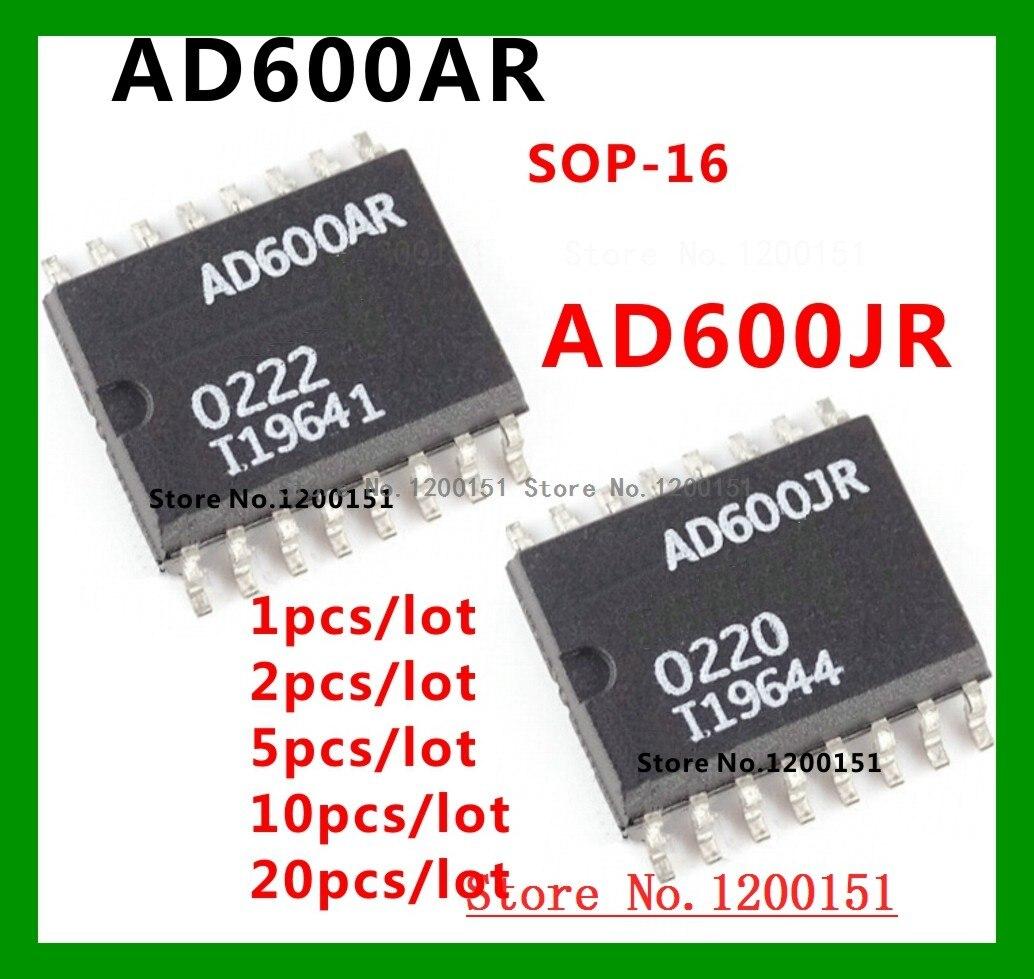 5PCS AD600JRZ AD600JR AD600 SOP16