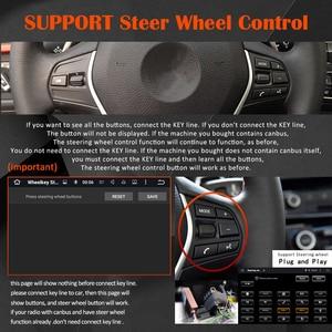 Image 2 - PX6 4G araba radyo 2 din Android 10 multimedya DVD OYNATICI autoradio sesli GPS Mercedes Benz CLK W209 W203 W463 w639 Viano Vito