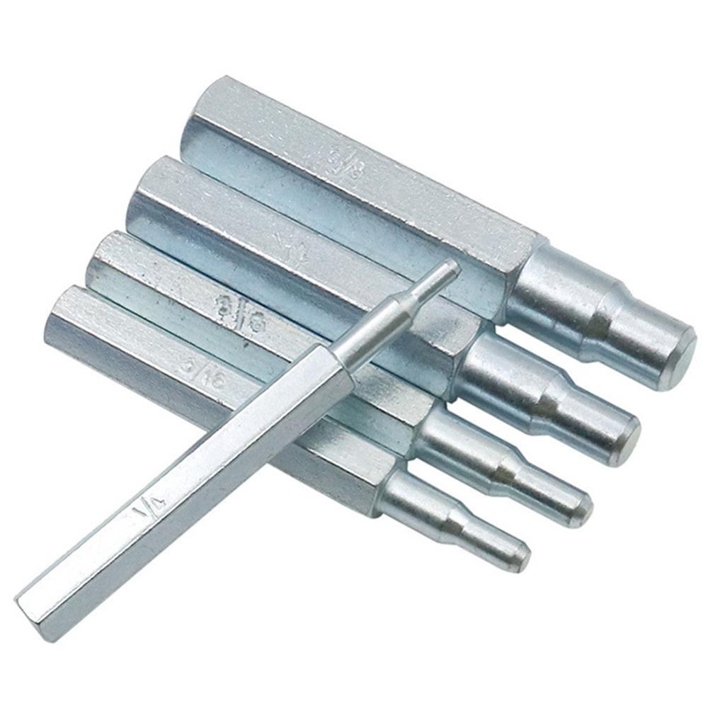 KKmoon 5-19 mm Herramienta de ensanchamiento manual Tubo Expender Set para 3//16-3//4 pulgadas cobre lat/ón /ángulo Eccentric Cone Tipo herramientas de refrigeraci/ón