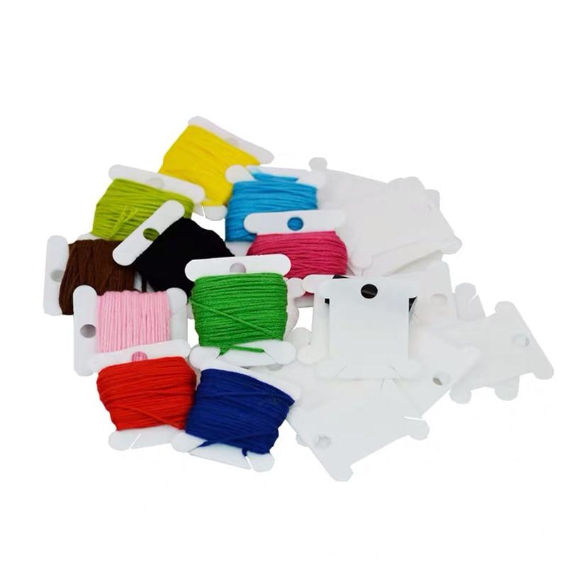 DMC Plastic Floss Bobbins
