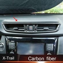 Abs углеродное волокно для nissan x trail t32 rogue 2015 2018