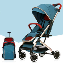 Fashion Baby Stroller High-view Travel Portable stroller Light weight Foldable