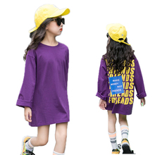Fashion Cotton Girl T-shirts Long Sleeve t-Shirt cool purple Girls Shirts Tops Tees baby girls clothes Children Clothing silly monkey baby girls clothes 2016 brand new children t shirts long sleeve cute bebe clothing girl tees blouses kids tops