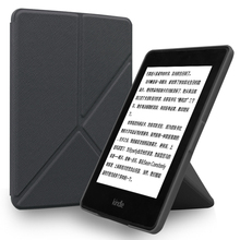 Ultra Slim Smart Magnetic PU Leather Protective Shell Smart Case for Kindle Paperwhite 4 Folio Cover For Kindle Paperwhite 1/2/3 hot sale fashion smart ultra slim magnetic case cover for kindle paperwhite screen film soft interior scratches