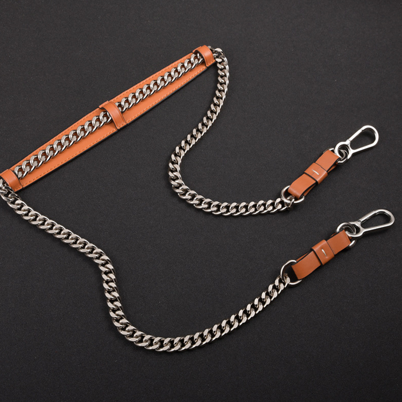 Chain Accessories For Bags Belt Straps For Bag Parts Trendy Shoulder Strap Fashion Replacement Belt Chic Bags Strap