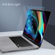 Filme do portátil para apple macbook pro 16 Polegada a2141 hd tela transparente protetor capa película protetora à prova de poeira