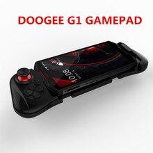Nowy oryginalny DOOGEE G1 czarny Gamepad dla DOOGEE S70/S70 Lite S90/S90 Pro telefon komórkowy Bluetooth Android kontroler