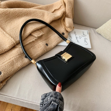 Crossbody-Bags Female Handbags Women Messenger Travel Small Solid PU for Simple-Chain