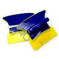 فرشاة جديدة مُنظف نوافذ مغناطيسية لغسل النوافذ فرشاة مغناطيسية لغسل النظارات أدوات تنظيف منزلية