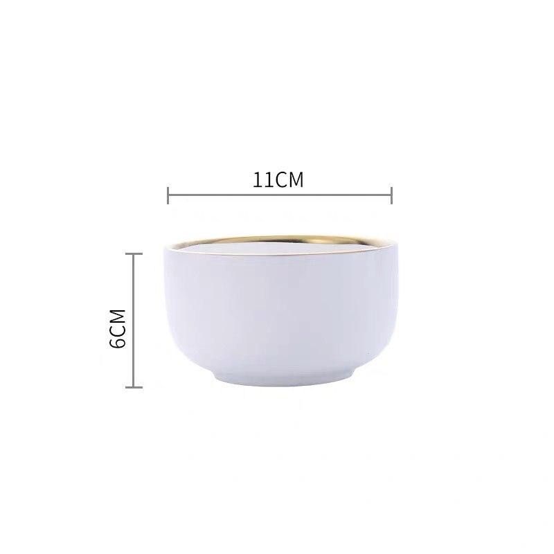 4.5 inch white