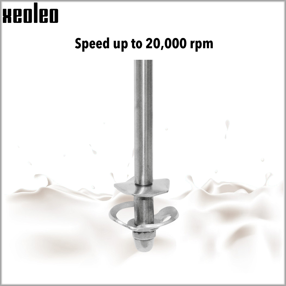 Xeoleo Milk shake machine Double cups Milk shaking machine Milkshaker 20000rpm Milk shake stirring Beverage Mixer
