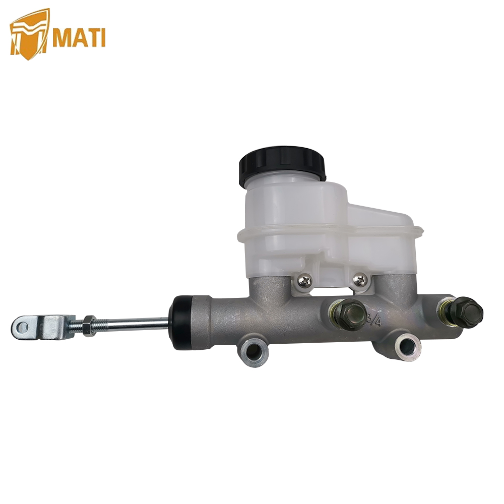 Mati Brake Master Cylinder Hydraulic for Arctic Cat Prowler 500 550 650 700 1000 Wildcat Replacement 2502-043 0502-786