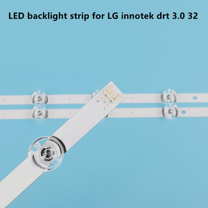 """Image 2 - 3x LED شريط إضاءة خلفي ل LG 32 """"TV inنوت k drt 3.0 32 LG IT drt3.0 WOOREE A/B UOT 32MB27VQ 32LB5610 32LB552B 32LF5610 lg 32lf560"""